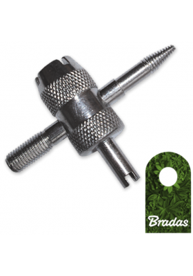 Kalibrownik gwintownik 4-funkcyjny BRADAS