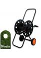 """Wózek na wąż ogrodowy 1/2"""" 100m DURAMET BRADAS 9267"""