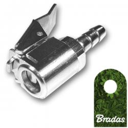 Końcówka do pompowania kół 6mm BRADAS 6005
