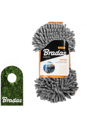 Szenilowa gąbka z bawełny do mycia BRADAS 6372