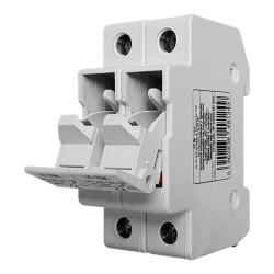 Podstawy bezpiecznikowe 2P 1000V DC
