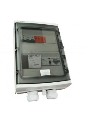 Rozdzielnica fotowoltaiczna AC 80A 24mod