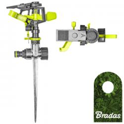 Zraszacz pulsacyjny wbijany na metalowym kolcu LIME LINE LE-6104 BRADAS 2167