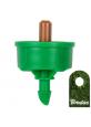 Kroplownik z kompensacją ciśnienia 8l/h wyjście 5mm NO-DRAIN Bradas 0124
