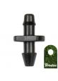 Wkłuwka do emiterów i kroplowników patykowych wtyk na wąż 3x5mm Bradas 9999
