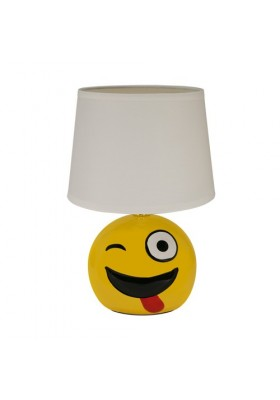 Lampka stołowa EMO E14 WHITE