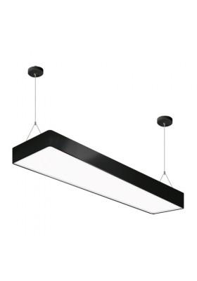 Oprawa wisząca Oświetleniowa 24W 4000K SMD LED FLARA LED BLACK 6324