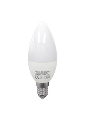 Żarówka LED E14 4W 4500K VELA LED 6614
