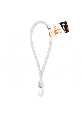 Guma elastyczna z hakiem PVC 0,4x18cm