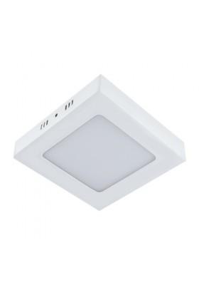 Plafoniera LED 6W 4000K IP20 MARTIN LED D WHITE 9081