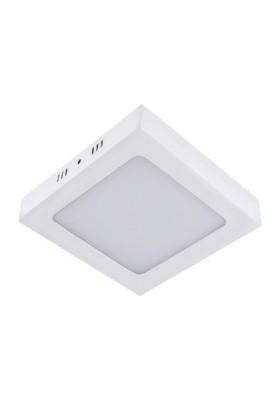 Plafoniera LED 12W 4000K IP20 MARTIN LED D WHITE
