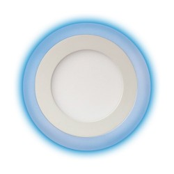 Plafoniera LED 12W + 3W 4000K IP42 ALDEN LED C 9005
