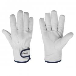 Rękawice ochronne ze skóry koziej