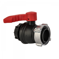 Zawór kulowy IBC GW S75x6/GZ S60x6
