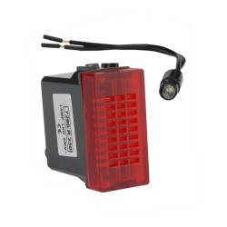 Kontrolka LED RED 230V M-L 2123