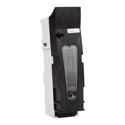 Podstawa bezpiecznikowa izolowana 1-polowa 100A XBS