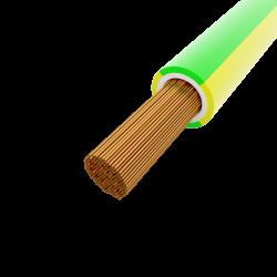 1m Przewód 16mm2 żół.-ziel. H07V-K Linka sterownicza BiTOne® 450/750V 5579