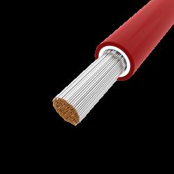 1m Przewód solarny 1x6mm2 0,6/1kV Kabel do fotowoltaiki BiT 1000 czerwony 8351