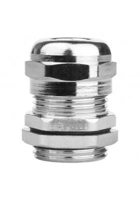 PG11 Dławnica kablow mosiądz niklowany