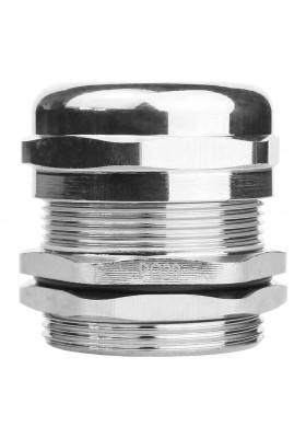 PG29 Dławnica kablowa mosiądz niklowany