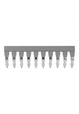 Mostek wtykowy 10-torowy EB 10-8 do złączek PC6