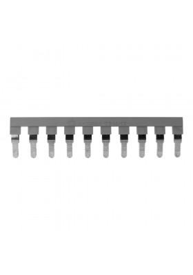 Mostek wtykowy 10-torowy EB 10-12 do złączek PC16