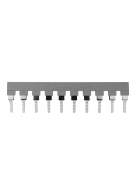 Mostek wtykowy 10-torowy EB 10-15 do złączek PC35