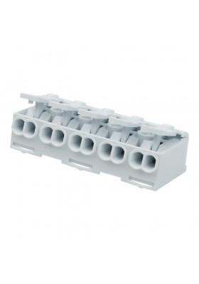 Złącze zatrzaskowe 5P 0.75-2.5mm2 450V VDE UL