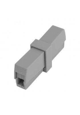 Szybkozłączka oświetleniowa zaciskowa 0.2-2.5 mm² 450V 24A z przyciskiem VDE UL DGN 3749
