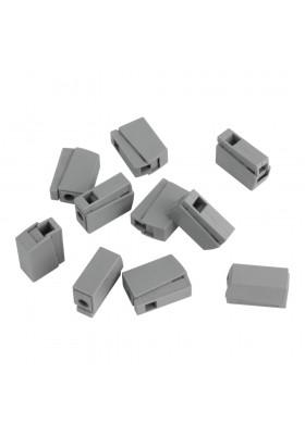 10 sztuk szybkozłączki oświetleniowe 0.2-2.5mm² 450V 24A