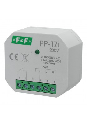 Przekaźnik elektromagnetyczny PP-1Zi 230V
