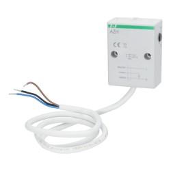 Automat zmierzchowy AZH hermet. z wewn. czuj. światłocz. 10A 230V IP65 F&F 1016