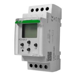 Programator zegar sterujący PCZ-525.3 NFC jednokan. program. astronom. F&F 6219