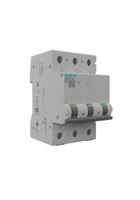 Wyłącznik nadprądowy 3P C 16A 6kA AC Siemens