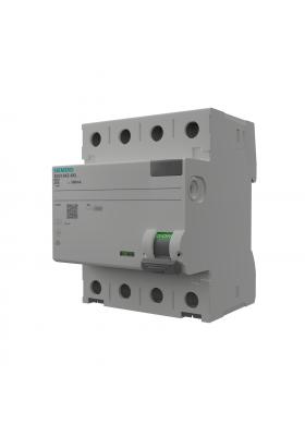 Wyłącznik różnicowoprądowy 25A 300mA 4p RCCB VDE Siemens