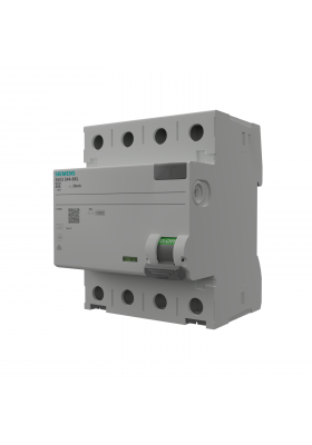 Wyłącznik różnicowoprądowy 40A 30mA 4p RCCB VDE Siemens