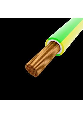 Przewód 1,5mm2 żółto-zielony H07V-K 100m