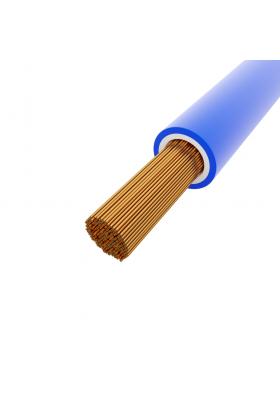 1m Przewód 16mm2 niebieski H07V-K