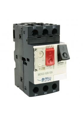 Wyłącznik silnikowy MOV2 6-10A XBS