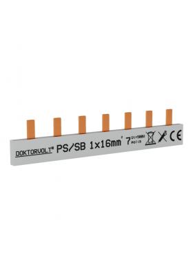 Szyna łączeniowa sztyftowa PS/S 1F 7Mod 16mm2 5118