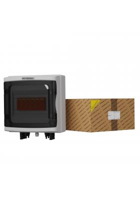 Rozdzielnica PV solarna fotowoltaiczna ogranicznik DC 1000V 8-modułowa Typ 258 Doktorvolt 9474