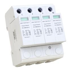 Ogranicznik przepięć ochronnik 4P 20-50kA AC T1/T2 Doktorvolt 5064