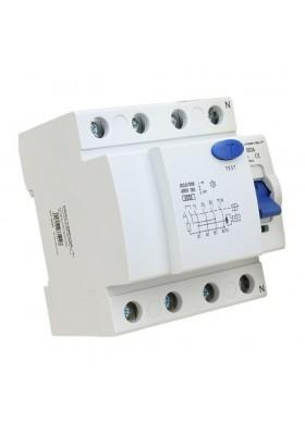 Wyłącznik różnicowoprądowy 4P 40A 30mA typ AC