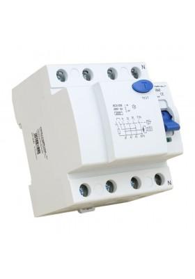 Wyłącznik różnicowoprądowy 4P 40A 30mA typ A