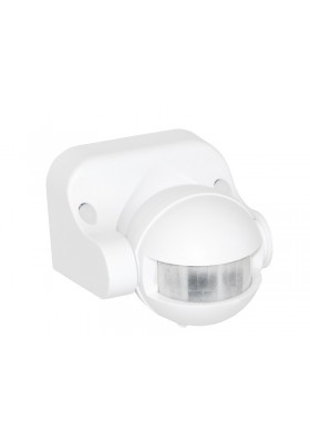Czujnik ruchu CR-1 180 stopni biały