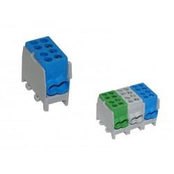 Blok rozdzielczy FVK-25 niebieski XBS