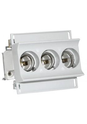 Gniazdo bezpiecznikowe E18 3 x D02 20-63A/3