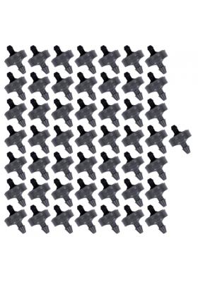 50x Kroplownik 4l/h na wąż 3x5mm