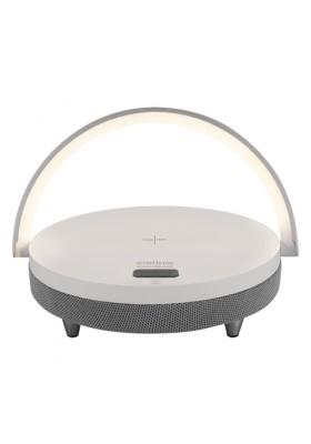 Lampa biurkowa z głośnikiem bluetooth