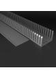 Korytko grzebieniowe 120x60 Kanał kablowy z pokrywą 1m 4/6 0517